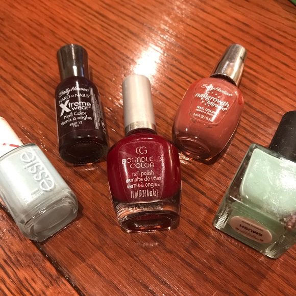 OPI Other - Set of 5 Nail Polishes